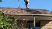Roof Cleaning Pressure Wash