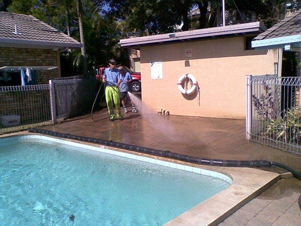Low Pressure Washing Service Buderim